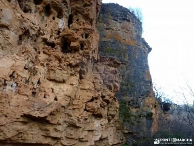 Monasterio Bonaval,Cañón del Jarama; romanico palentino pico del lobo rutas toledo rio guadarrama